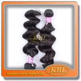 Produtos de cabelo de tecelagem brasileiros da classe suprema