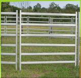 Австралийская стандартная сверхмощная овальная панель овец скотин Panel/1.8mx2.1m рельса