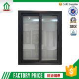 Conception en aluminium de fenêtre de glissement de salle de bains