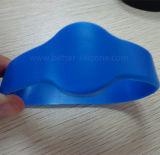 Wristband силикона энергии RFID эластомера франтовской резиновый