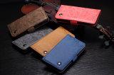 Новое примечание 5 Samsung аргументы за сотового телефона кожи бумажника прибытия