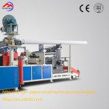 Devanadora del control automático del PLC para la base de papel/el cono