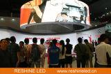 Фикчированные крытое напольного изогнутые/круглые устанавливают арендные экран/панель/знак/стену видео-дисплей СИД