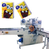 Hand Towel Packaging Machine를 위한 냅킨 Packing Machine