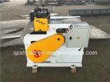 Автомат для резки линии резца нити машины вырезывания волокна задействованный и сразу