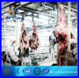 Vieh Slaughter Assembly Line/Halal Abattoir Equipment Machinery für Beef Steak Slice Chops Production
