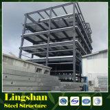 Estructura de acero de la construcción de China de la luz prefabricada de la fábrica
