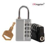 Bloqueo de combinación de código de 4 Digitaces con el clave principal