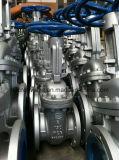 Valvola a saracinesca di Dn150 Class150 A216 Wcb API600
