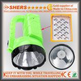 Nachladbare 1W LED Taschenlampe mit 16 LED-Schreibtisch-Licht (SH-1953A)