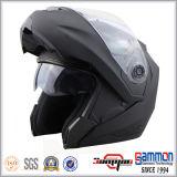 オートバイ(LP507)のための二重バイザーが付いているモジュラーヘルメット