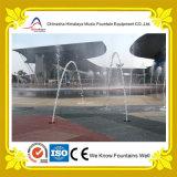 Disegno della fontana di acqua di Dancing del centro commerciale