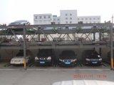 Sistema automatico di sollevamento di parcheggio dell'automobile di puzzle orizzontale