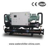 Wassergekühlte Schraubenwasserkühler für HLK-