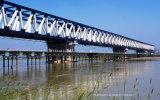 Customedの中国の耐久の鉄骨構造橋