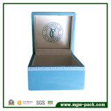 Boîte-cadeau en bois promotionnelle de mémoire de modèle simple