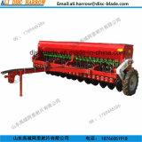 24 сеялки пшеницы плантатора альфальфы рядков ых трактором