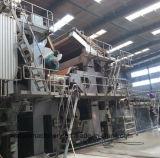 Het Document dat van de Voering van de Test van Corruagted Kraftpapier van de hoge snelheid Machine maakt