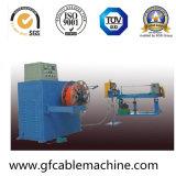 Máquina seccionada transversalmente media el enrollar y el rebobinar