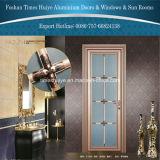 Puertas de aluminio del marco para la decoración interior con el Ornamental
