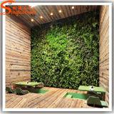De nieuwe Muur van het Gras van de Decoratie van de Stijl Kunstmatige Plastic Binnen Groene