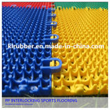 Outdoor Sport를 위한 PP Interlocking Sports Flooring