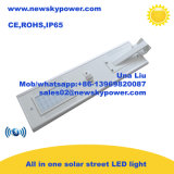 100% 태양 강화된 LED 높은 만 빛