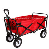 Factory-Outlet-Center Folding Metall Schubkarre Folding Trolley