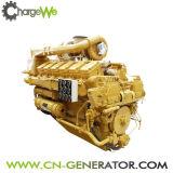2000 geradores silenciosos do gás do motor Diesel da série de G12V190zl