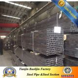 Q235 Welded Oiled Carbon Steel Tube per Street Light