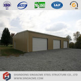 Prefab Steel Metal Frame Building