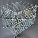 記憶装置の金網の容器(1200*1000*890 Qb-7)