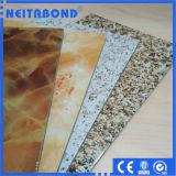 Панель Neitabond ACP мраморный алюминиевая составная для внешней/нутряной стены