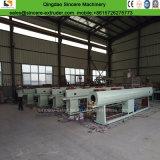 HDPEのケイ素のコア管の放出ラインかケーブルダクトの生産機械