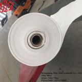 Fibras largas de los PP o geotextil perforado aguja no tejido del poliester del cortocircuito