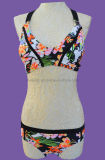 Neue Entwurfs-Dame-reizvoller gedruckter Bikini