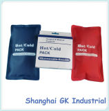 FDA eingetragene mehrfachverwendbare Eis-Satz-heiße Kaltverpackung