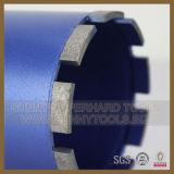 Foret de faisceau de diamant de niveau élevé pour le béton corrigé
