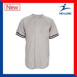 Baseball di vendita Jersey del Mens di stampa di Tingere-Sublimazione degli abiti sportivi di Healong migliore
