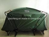 高品質の取り外し可能なフレームが付いている屋外のベッドのテント
