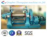Dois Roll Open Mixing Mill para Reclaimed Rubber