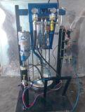 Machine d'extrudeuse de silicones de deux Bicomponent, machine de propagation de puate d'étanchéité de silicones