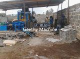 Machine concrète concrète de pavé de la machine de pavage Qtf3-20