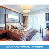 Meubles rouges de personnalisation de la masse d'hôtel de villa de finissage de placage de cerise (SY-BS96)