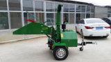 販売のための取り外し可能なディーゼル木製の砕木機