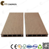 De Vervaardiging 150X25mm Holle WPC Decking van China