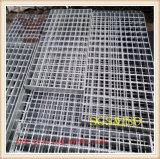 反スキッドの鋼鉄格子に火格子を付ける構造スチール