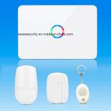 Sistema de alarma elegante de ladrón de la seguridad casera con WiFi y 3G G/M (ES-G3)
