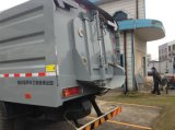 Limpieza Forland Producto 4X2 Mini Camión de la basura semi