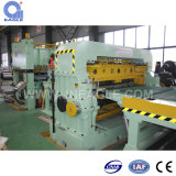 Shear rotatoire Cut à Length Machine Line